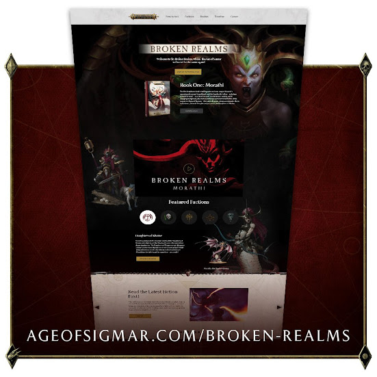 web Broken Realms