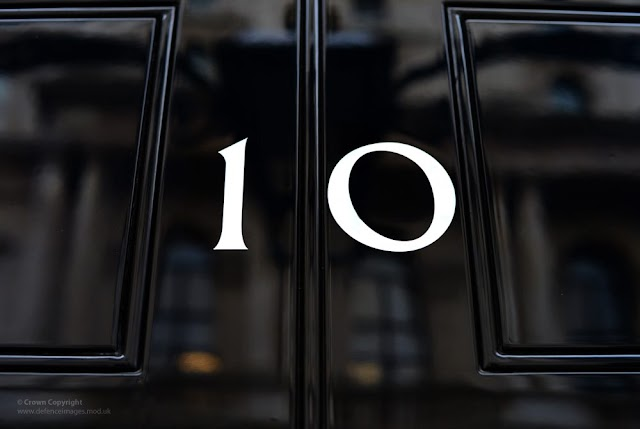 UK POLITICS: The Cummings & Goings at Number 10 as Dynamic Duo Exit Stage Right
