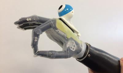 La bionètica amb el 'machine learning' podria obtenir una nova generació de pròtesis de membres humans