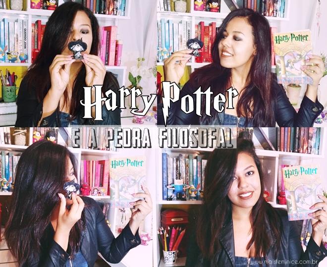 Resenha de Harry Potter e a Pedra Filosofal