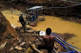 World,Brazil,Coronavirus :The coronavirus fuels an illegal gold rush and an environmental crisis  In the Amazon (Inquiry by W.P.)
