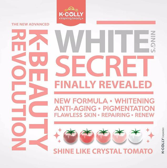 K-Colly Porcelain Pinkish Skin