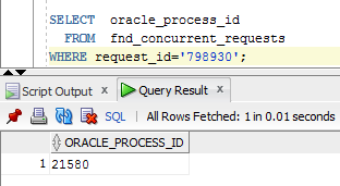 how to turn on oracle trace files