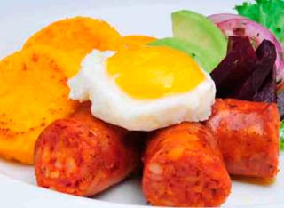 Cocina Ecuatoriana - Llapingacho (plato ambateño)