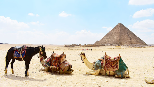 Visita Pirámides de Giza