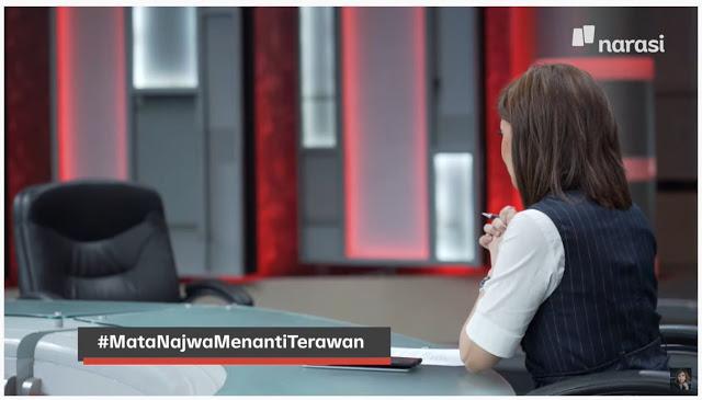 Najwa Shihab Wawancarai Kursi Kosong Terawan, Rizal Ramli: Parodi Abis!