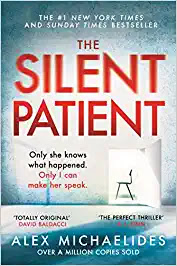 The Silent Patient - Review by Debmalya