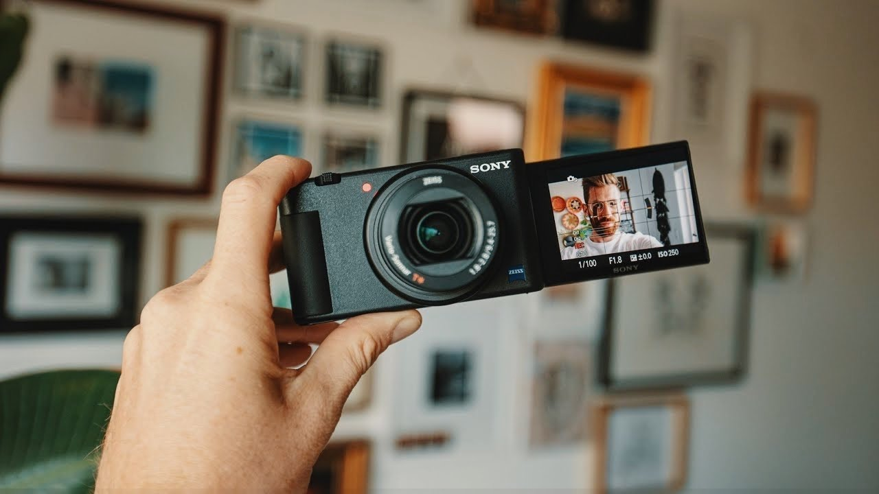Sony ZV-1 - The Best Compact Camera for Video