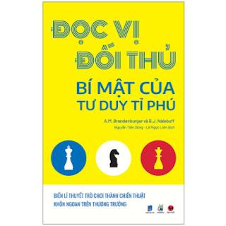 Đọc Vị Đối Thủ - Bí Mật Của Tư Duy Tỉ Phú ebook PDF EPUB AWZ3 PRC MOBI