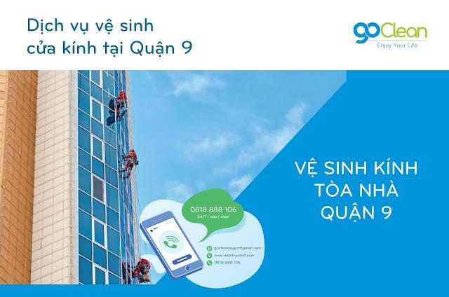 Dịch vụ vệ sinh kính nhà cao tầng rất cần thiết cho các tòa nhà sử dụng bề mặt chất liệu kính và alu