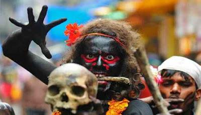 Suku Aghori Sadhus