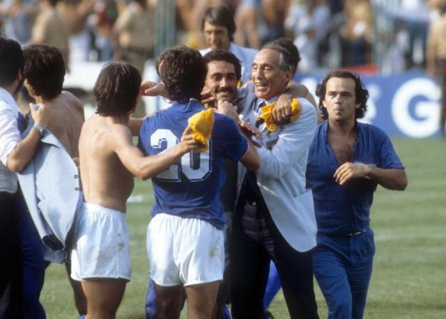 Cronache Bianconere Italia Brasile 5 Luglio 1982