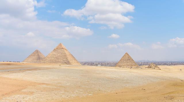Alojamiento vistas pirámides Guiza