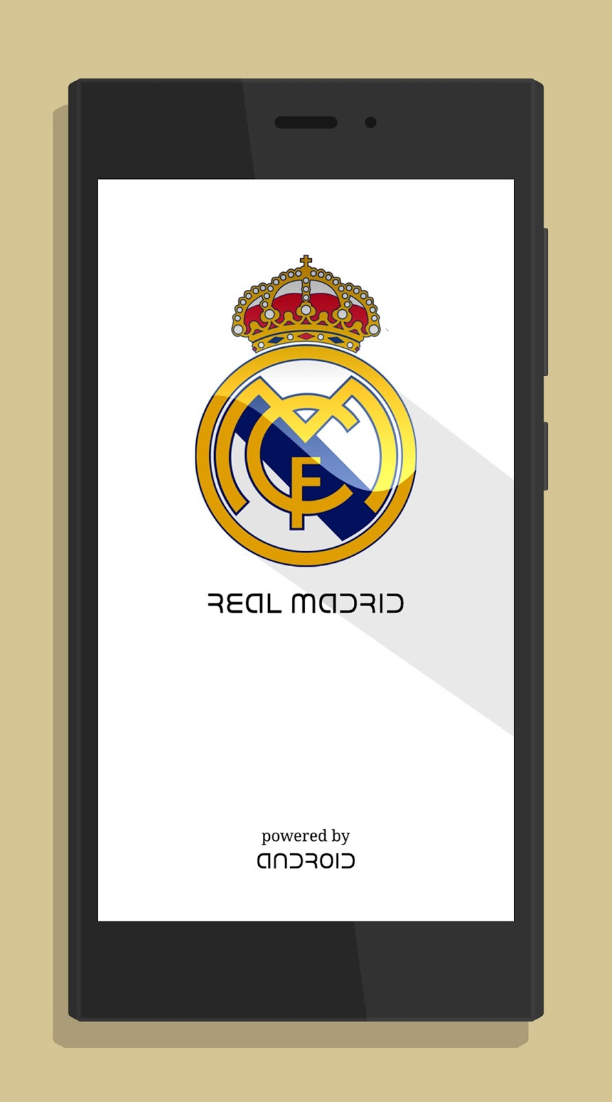 Splashscreen Real Madrid Lenovo A6000 A6000 Plus