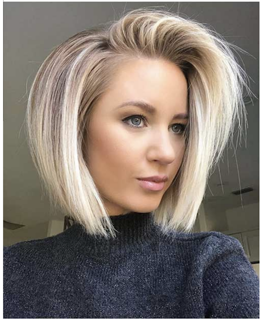 new bob haircut 2020