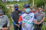 Plt Gubernur Aceh Lepaskan Sapi Kurus ke Padang Penggembalaan