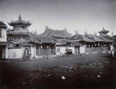 Thian Hock Keng Temple Singapore