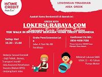 Walk In Interview di Home Credit Indonesia Surabaya Terbaru Juni 2019