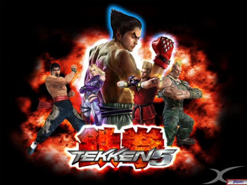 Download Tekken 5 Game PC Free