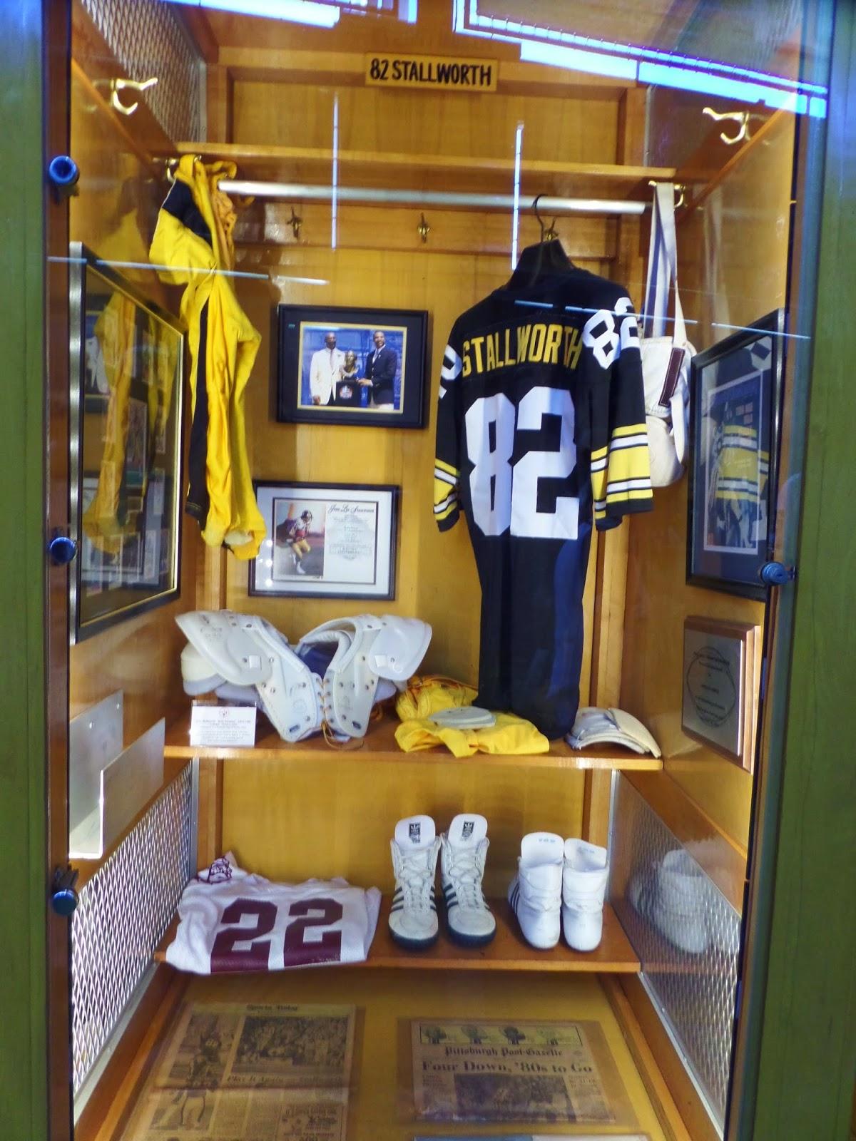 John Stallworth Hall Of Fame Heinz Field