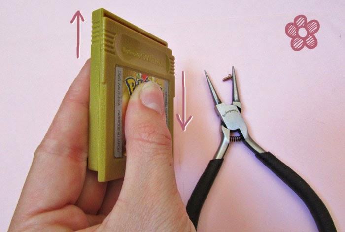 comment réparer la sauvegarde des jeux game boy