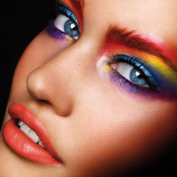 Kewtified Fashion Tips 2012 How To Choosing Makeup Colors