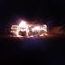 Ônibus são incendiados na garagem da Reunidas e natalense fica sem transporte nesta manhã