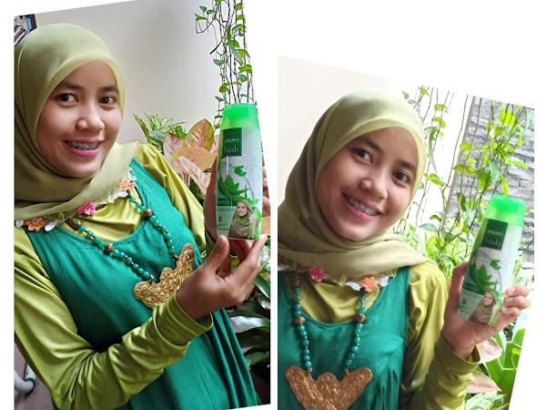 Rambut Sehat Bebas Lepek dengan Sariayu Hijab Shampoo