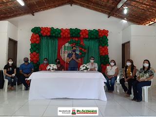 Secretaria de Educação promove Encontro Pedagógico em Pilõezinhos
