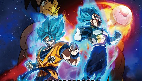 Download Dragon Ball Super: Broly (Blu-ray)