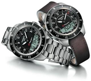 """d0fb13b6357 Um dos relógios de maior sucesso produzido pela empresa foi o conhecido  modelo """"Banana"""" ou relógio Prince"""