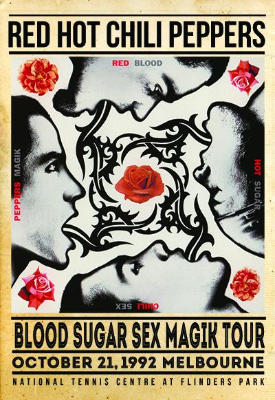 Blood sugar sex red hot lyrics