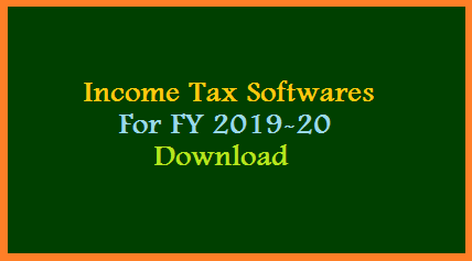 ITR 2019-20 Financial year and 2020-21 Assessment Year Income Tax Slabs Savings Deductions automatics Net Taxable Income Calculator Excell Programme by Experts for AP Telangana teachers and Employees Download Here. Tax payers have to know these things before going to file Income Tax Return 2020 and have to Plan Savings Deductions  accordingly. income-tax-2019-20-slabs-savings-deductions-rebate-exemptions-net-tax-payable-amount-details