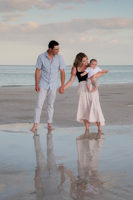 Sanibel Lighthouse Family Photography Shoot