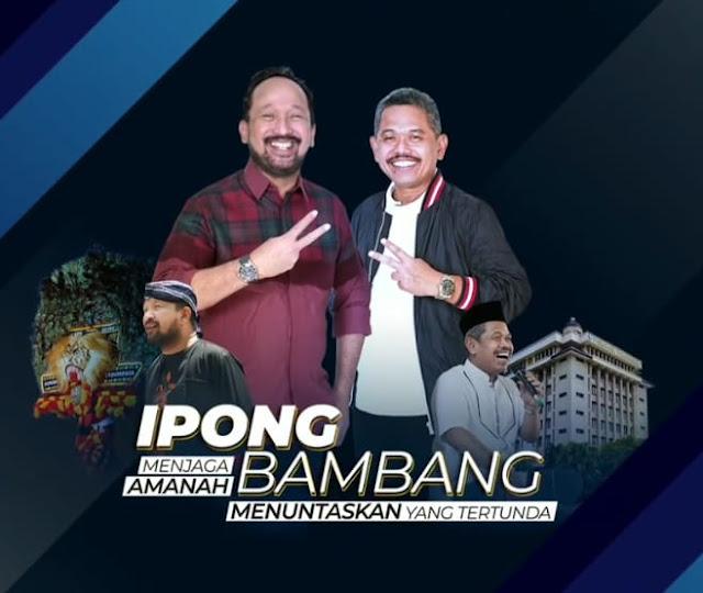Ngluruk Tanpo Bolo, Menang Tanpo Ngasorake, prinsip kemenangan Ipong - Bambang