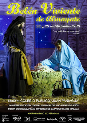 Almayate - Belén Viviente 2019
