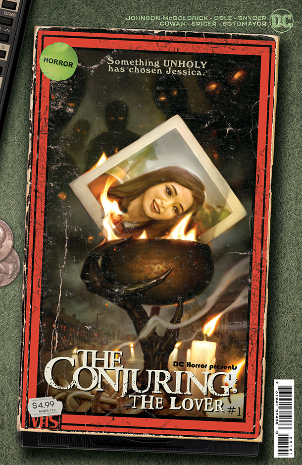 The Conjuring: The Lover - Other Cover