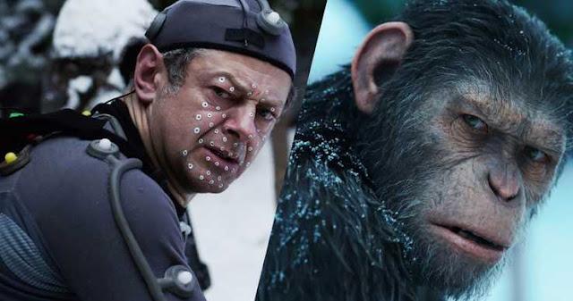 Andy Serkis Harus Sutradarai Remake Planet of The Apes Untuk Disney