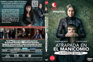 ATRAPADA EN EL MANICOMIO : LA HISTORIA DE NELLIE BLY - ESCAP