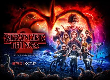 Download Stranger Things Season 2 Dual Audio [Hindi + English] 720p + 1080p BluRay ESub