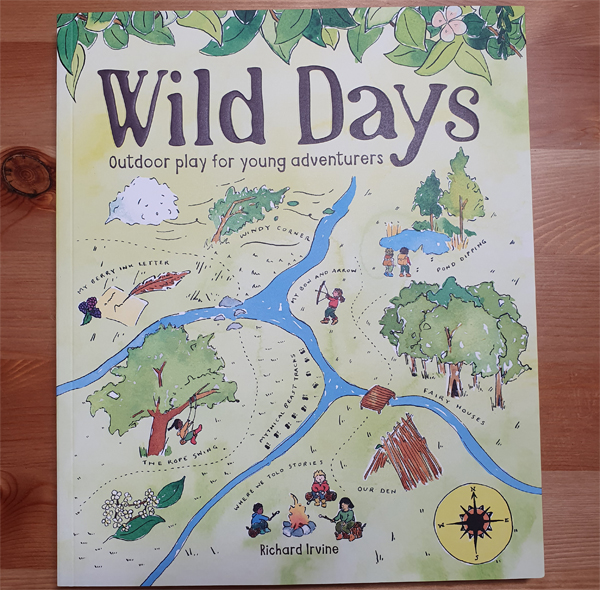 Wild Days book released March 2021