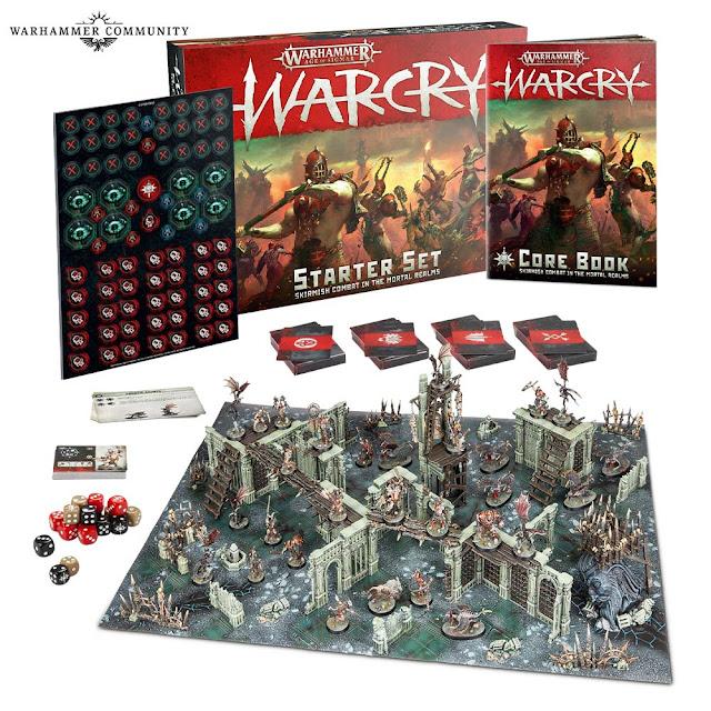 Caja básica WarCry