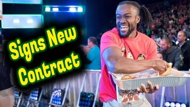 कोफ़ी किंग्स्टन ने साइन किया WWE के साथ 5 साल का कॉन्ट्रैक्ट