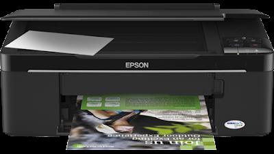 Epson Stylus TX121 Driver Download