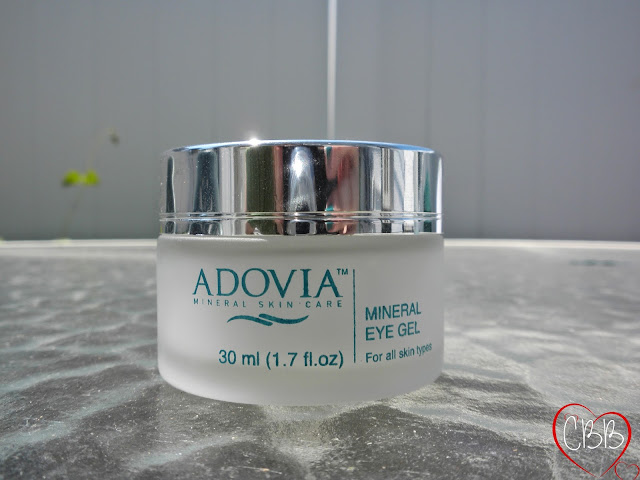 Adovia Dead Sea Mineral Eye Gel