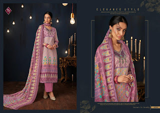 Wholesale cotton suits: Tanishk Mehnaaz vol 5