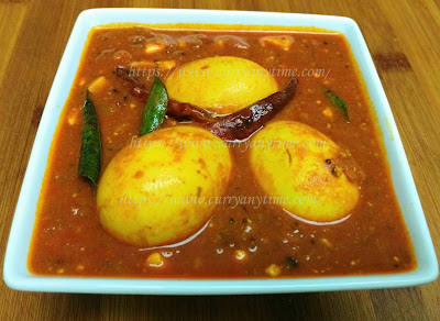 Andhra Egg Curry
