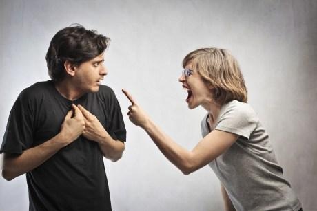 bertengkar dengan pacar