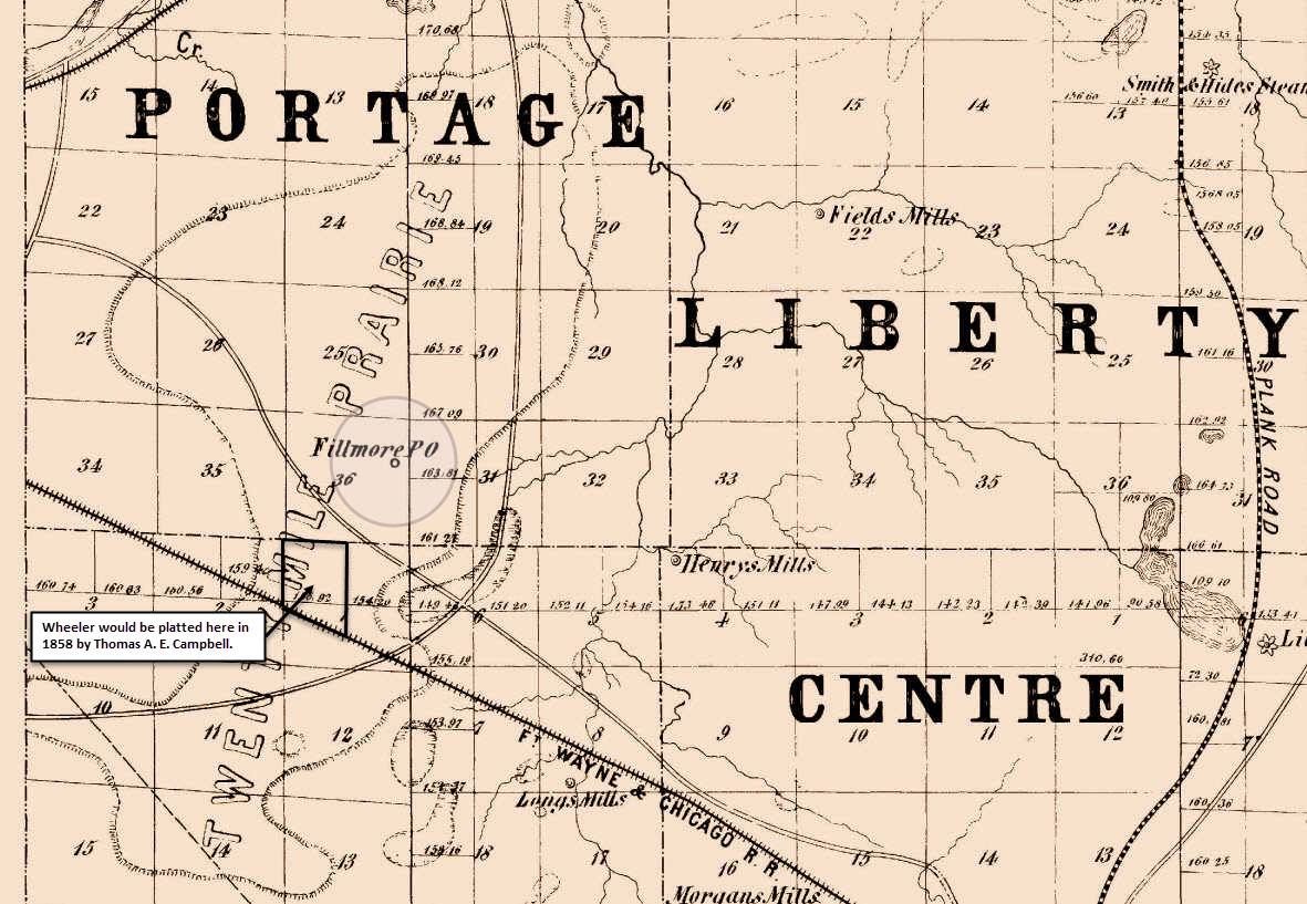 Porter County S Past An Amateur Historian S Perspective Lost