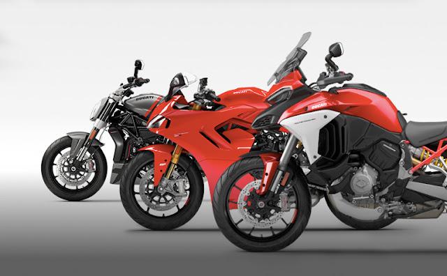 Ducati World Première 2021 nuova gamma 2021